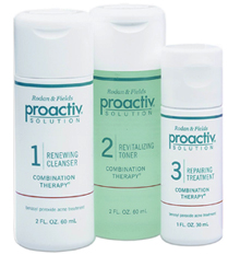 The system of combating acne number 1 in the world Proactiv® Solution Finally in Russia!