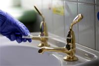 Las superficies de cobre antimicrobiano son no es ciencia ficción