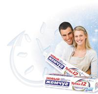 innovatieve formule veilige bescherming van de tanden en tandvlees 12 uur