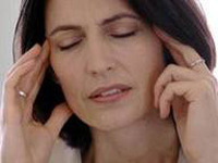 Menopausal hot flashes in women