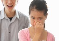 Mirosul din gura copilului