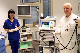 Why do we want to do a gastroscopy?