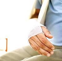 Złamanie. Jak udzielić pierwszej pomocy