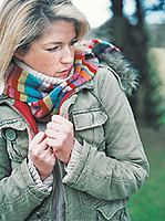 zimné Alergia