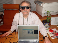 computer for the blind