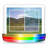 التقنيات الرقمية عيون بعمى الألوان