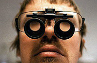 wybrać okulary