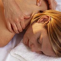 Ароматерапия масаж