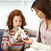 asztma a gyermek, hogyan kell segíteni