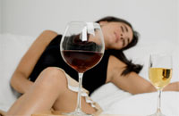 Metoder til behandling af alkoholisme og tilbagetrækning fra binge