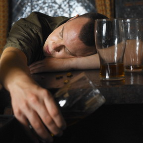 first aid for alcohol poisoning