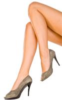 Proteger as pernas desde tenra idade, ou regras simples de prevenção de varizes