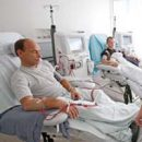 hemodialysis patients with chronic renal failure