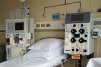 Hæmodialyse-patienter med kronisk nyresvigt