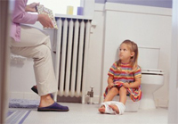 Enurese ou incontinência urinária