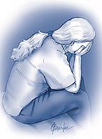 Depresión: el peligro de que el siglo XXI