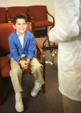 Supervisie van een arts met hartafwijkingen