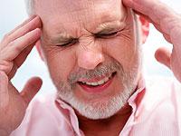 Mini-Schlaganfällen - ein Signal, das Gehirn Ärger