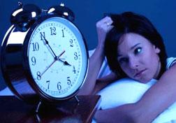jak szybko spać w nocy