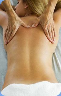 Jamistości, gdy traktuje masażu