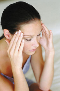 aracnoidite ou porque o revestimento inflamado do cérebro