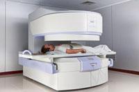 MRI af hjernen