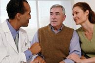 Adenoma of the prostate, diagnosis, treatment