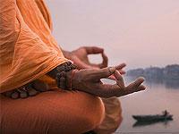 Mudra yoga finger