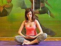 """Skuteczne chińskie oddychania """"Tszyanfey"""" ćwiczenia dla utraty wagi? stanowią """"Lotus"""""""