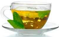 Fra stress og depression kan hjælpe en god grøn te