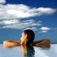 2 العلاج بمياه البحر