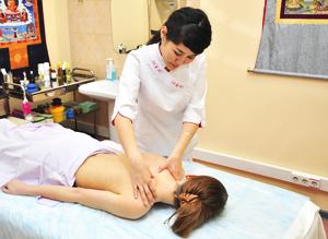 Tibetansk opskrift fra rygsmerter