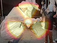 παρουσίαση ασθένεια ακτινοβολίας αόρατο σιωπηλό θάνατο