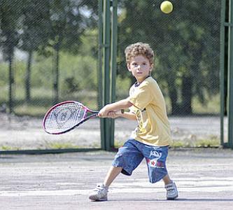 O tratamento para o cotovelo de tenista