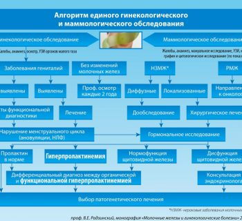 the success of the treatment of mastitis in the early stages of the disease