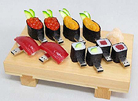 Co otrzymasz po degustacji sushi