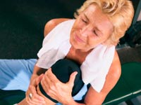 Noen ganger osteoarthritis en grad asymptomatisk