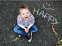 crianças solares com síndrome de Down - quem são eles?