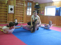 Exercise therapy for scoliosis