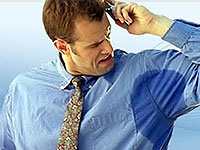 Hyperhidrosis, or excessive sweating. Ways to solve the problem