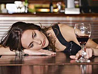 Alcohol and sleep incompatible concepts for women