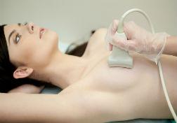testes de mama Explicação