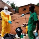 areal spread Ebola fever