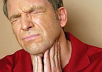 Just a sore throat, or exacerbation of chronic tonsillitis
