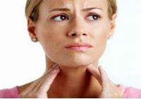 упала грла или болест утиче горњи респираторни тракт