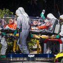 Ebola-Epidemie, vor allem im Jahr 2014