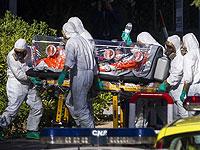 Ebola epidemie, mai ales în 2014