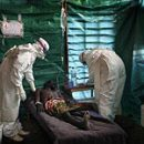 Ebola haemorrhagic fever
