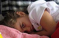 ефекти тровања храном код деце