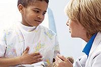 les maladies d'origine alimentaire dans les enfants symptômes et le diagnostic
